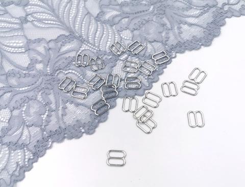 Регуляторы, 10 мм, металл, серебро, (Арт: RE/10-PS), шт