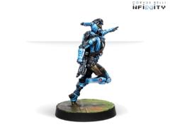 Kamau Hacker (вооружен Hacking Device) (вооружен Pistol)