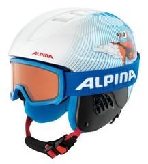 Шлем горнолыжный Alpina CARAT snowcat - 2