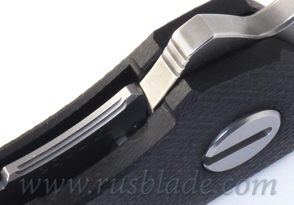 Shirogorov 111 Vanax37 G10 black 3D MRBS - фотография