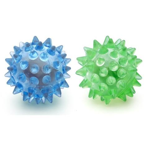 NEMS игрушка для кошек мяч светящийся 4 см набор 2 шт