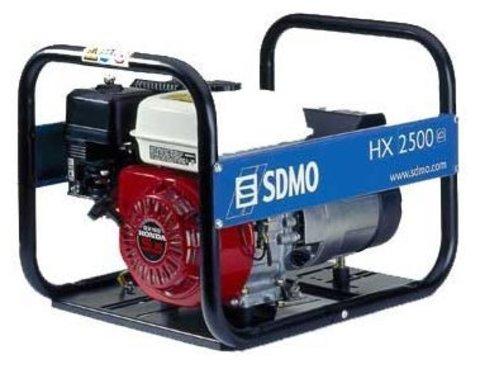 Кожух для бензиновой электростанции SDMO HX2500