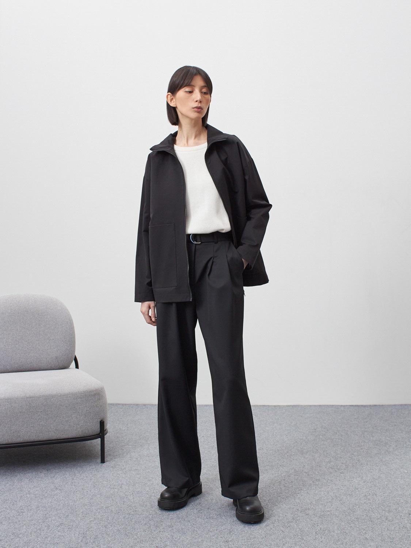 Куртка Элиста с большими карманами