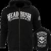 Кофта Headrush JD Skull