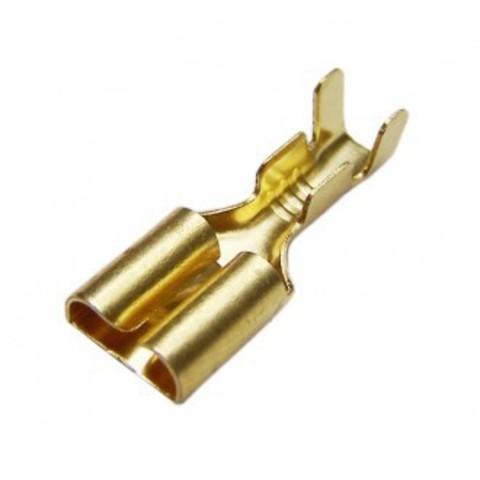наконечник, фастон для жаропрочного провода электроплиты
