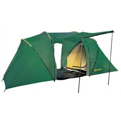Палатка кемпинговая Talberg Taurus 4 зеленый - 2