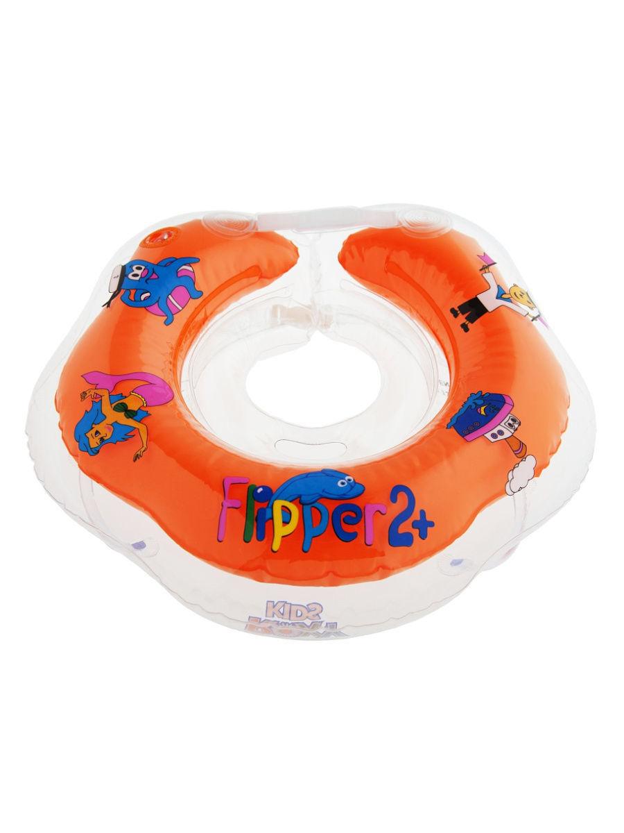 Круг на шею для купания малышей Flipper 2+ Roxy Kids