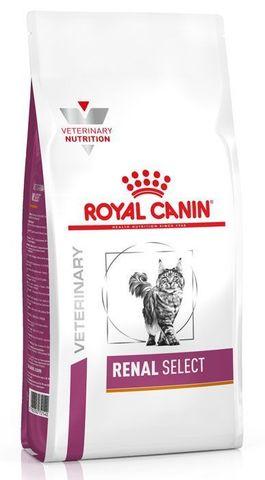 Royal Canin Renal Select RSE24 (2 кг) для кошек при хронической почечной недостаточности