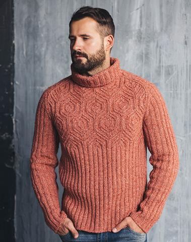 Электронное описание свитера