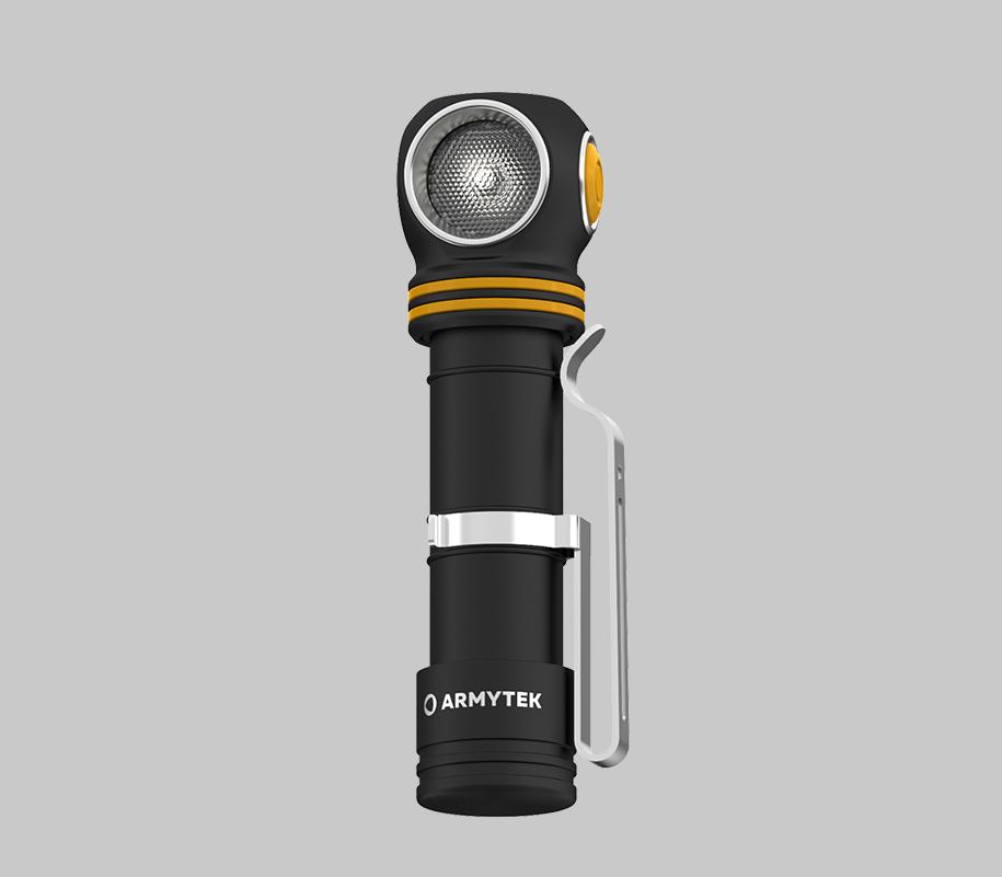 Налобный LED-фонарь Armytek Elf C2 Micro USB - фото 4