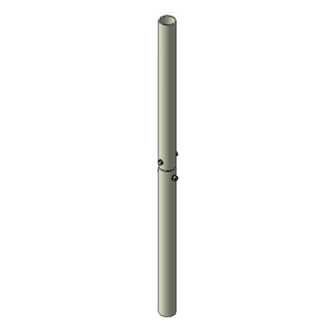 Мачта трубостойка алюминиевая  RADIAL MF-3