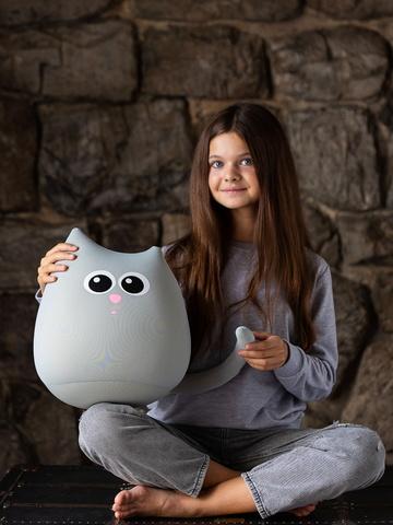 Мягкая игрушка-подушка Gekoko «Кот Дым» 3