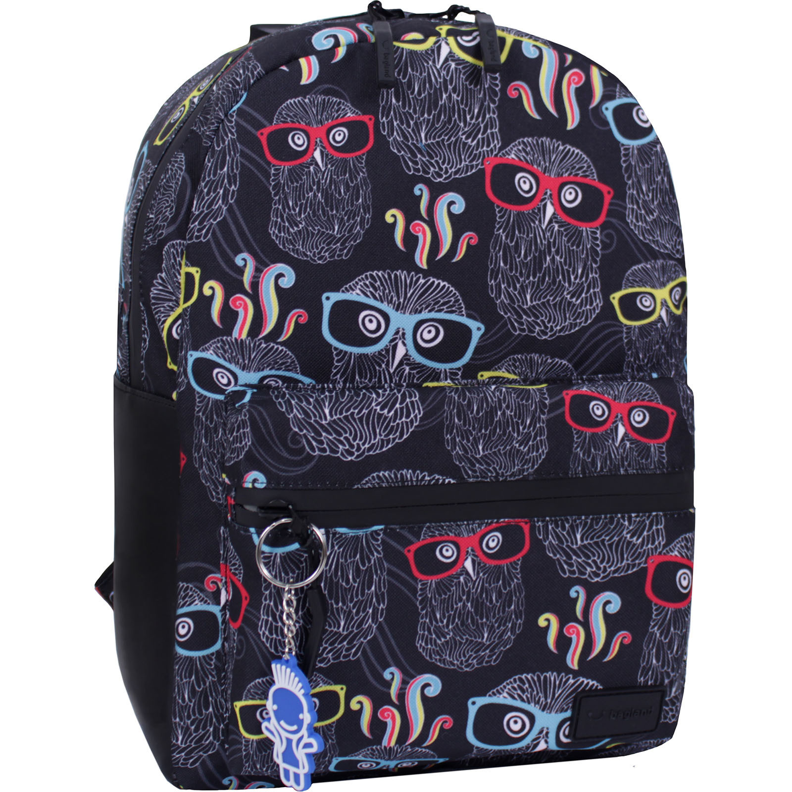 Молодежные рюкзаки Рюкзак Bagland  Frost 13 л. сублимация 403 (005406640) IMG_3487_суб.403_.JPG