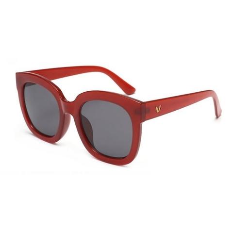 Солнцезащитные очки 1705001s Красный - фото