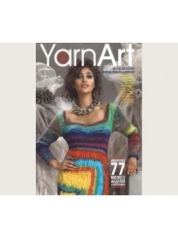 Журнал YARN ART № 19 - 77 моделeй