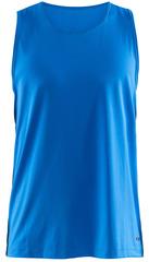 Майка беговая Craft Essential синяя мужская