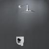 Встраиваемый смеситель для душа с душевым комплектом URBAN CHIC K2118012 на 1 выход - фото №1