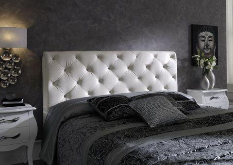 Кровать Лотос с мягким изголовьем