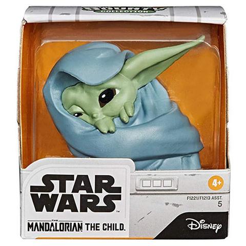 Фигурка Star Wars Bounty Collection Mandalorian Baby Yoda Blanket-Wrapped