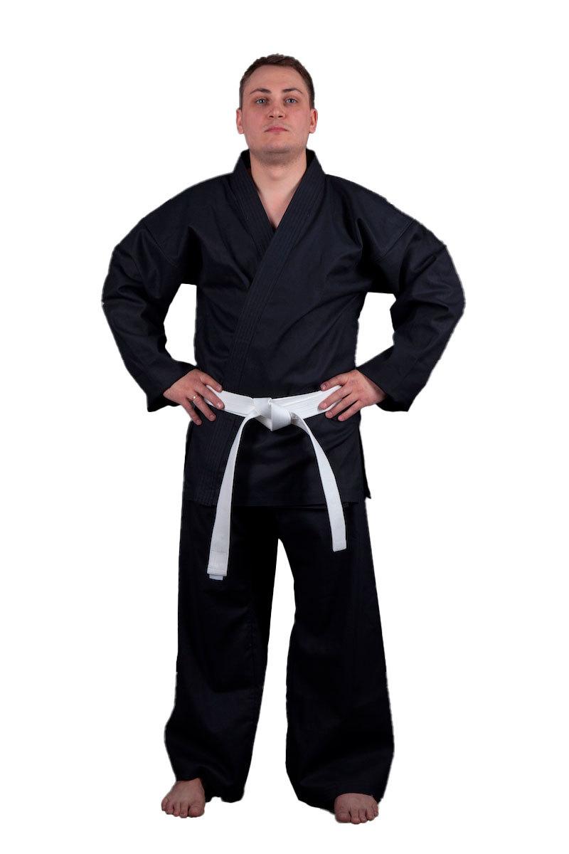 Кимоно / Доги Кимоно BFS - Black / Medium 1-1.jpg