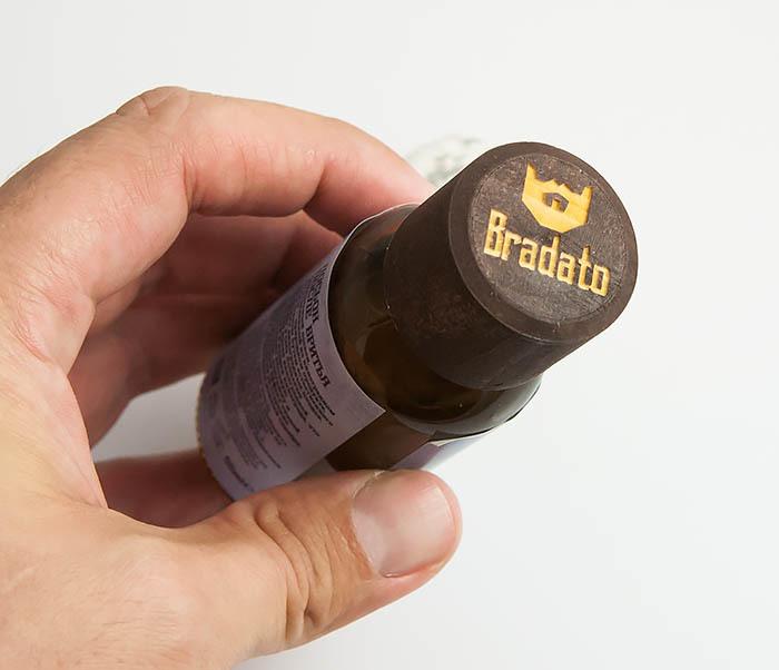 RAZ268 Увлажняющий лосьон после бритья «Bradato» (55 мл) фото 04