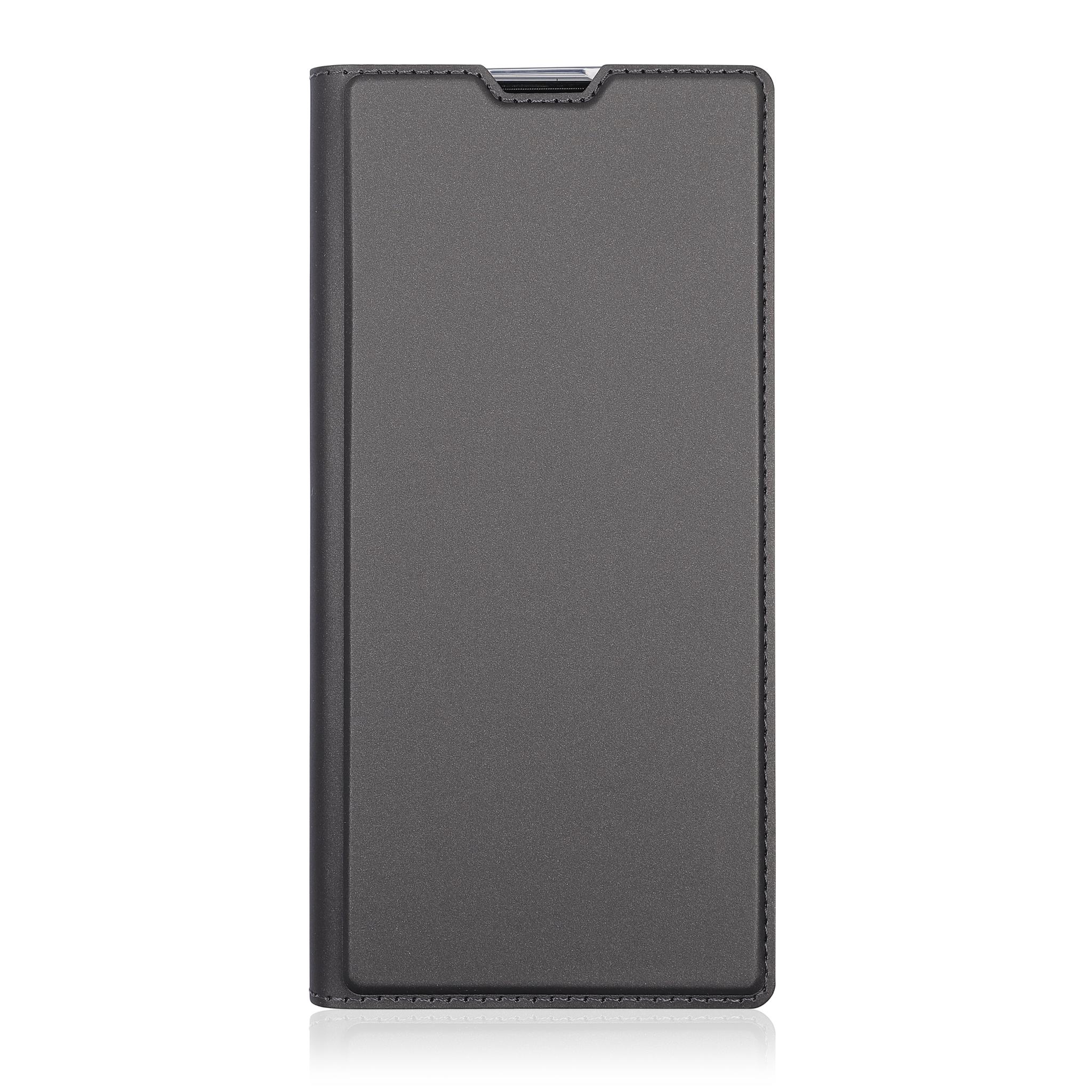 Чехол-книжка чёрного цвета для Xperia XA2 Plus в Sony Centre Воронеж
