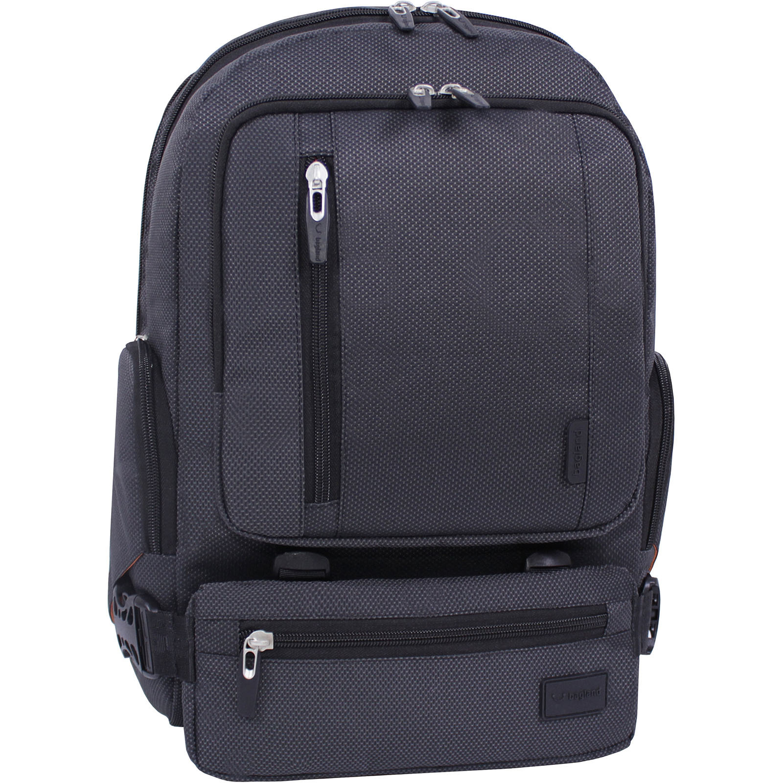 Мужские рюкзаки Рюкзак Bagland Frank 26 л. черный (00595169) IMG_0511.jpg