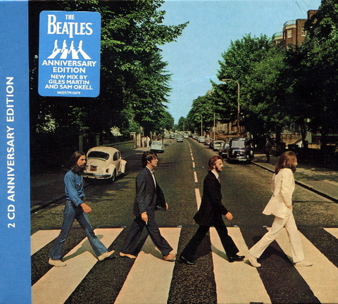 The Beatles / Abbey Road (50th Anniversary Edition)(2CD)