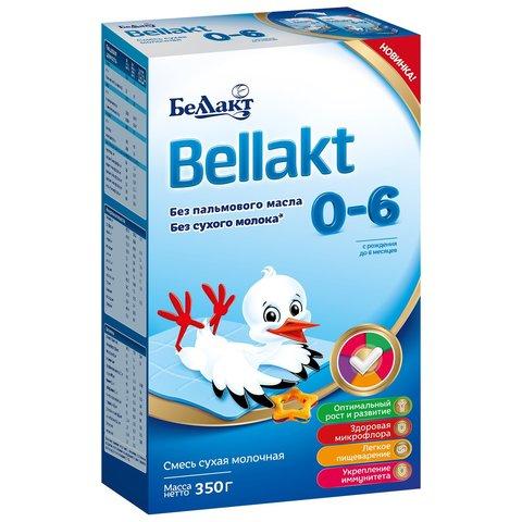Беллакт. Смесь сухая молочная без пальмового масла 0-6 мес., 350 г