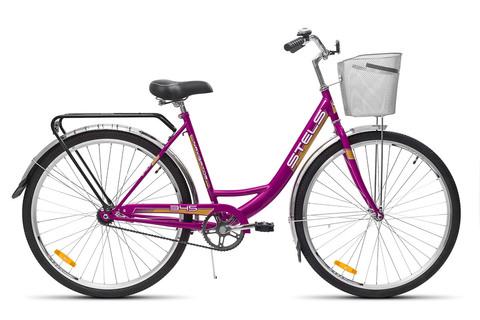 Велосипед 28  Navigator- 345, (Фиолетовый)