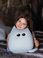 Мягкая игрушка-подушка Gekoko «Кот Дым» 1
