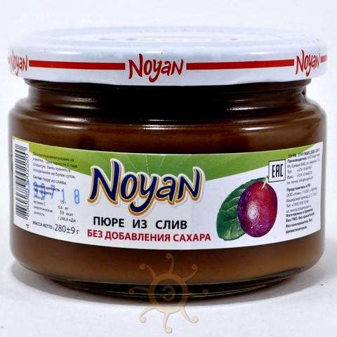 Пюре из сливы без сахара Noyan, 280г