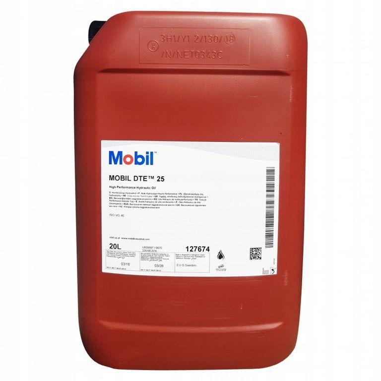 Mobil DTE 25 Гидравлическое масло