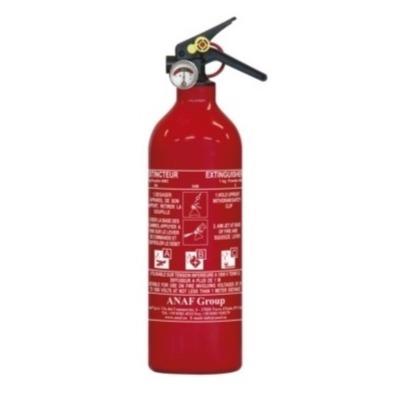 Powder fire extingiushers