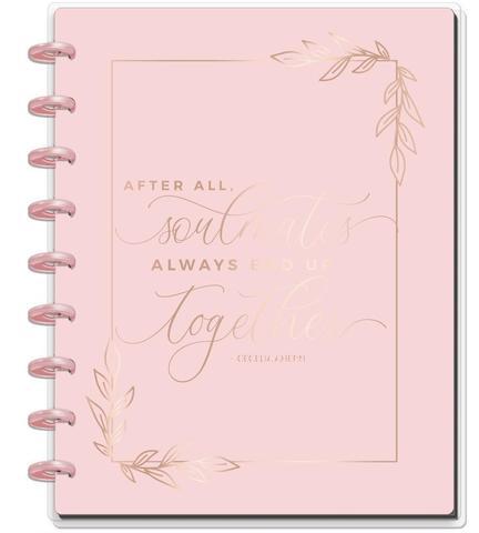 Блокнот Classic Happy Notes™ -  19,5х24,5см- Soulmates Wedding Notebook