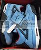 Air Jordan 4 Retro 'Cactus Jack' (Фото в живую)