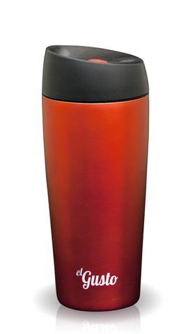 Термокружка El Gusto Grano (0,47 литра), красная