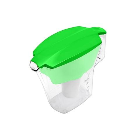 Фильтр кувшин  аквафор арт зеленый