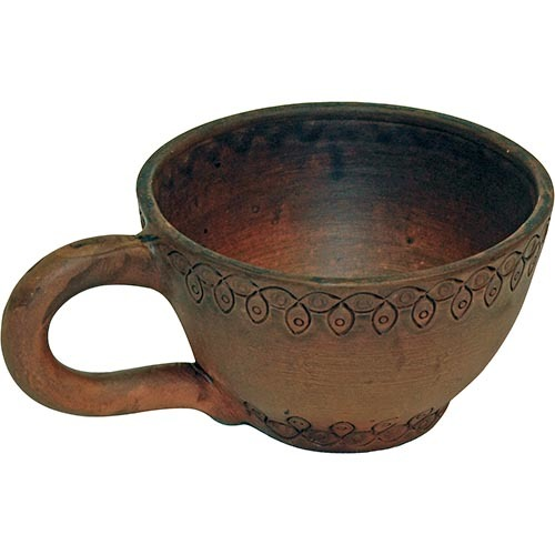 Чашка глиняная 0,15 л