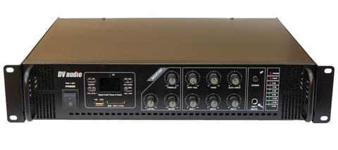 DV audio MA-120 Мікшер-підсилювач