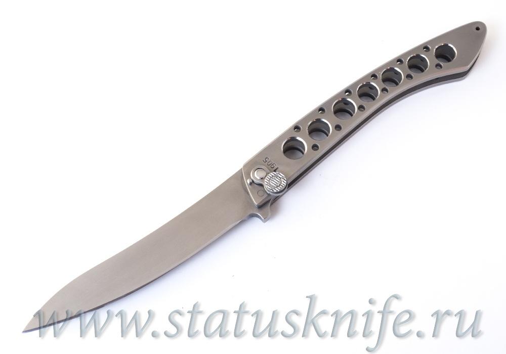 Нож Уракова А.И. Аль Кап 440С