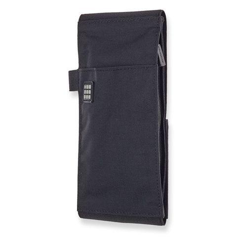 Органайзер для аксессуаров Moleskine ID Tool Belt Large тканевый черный