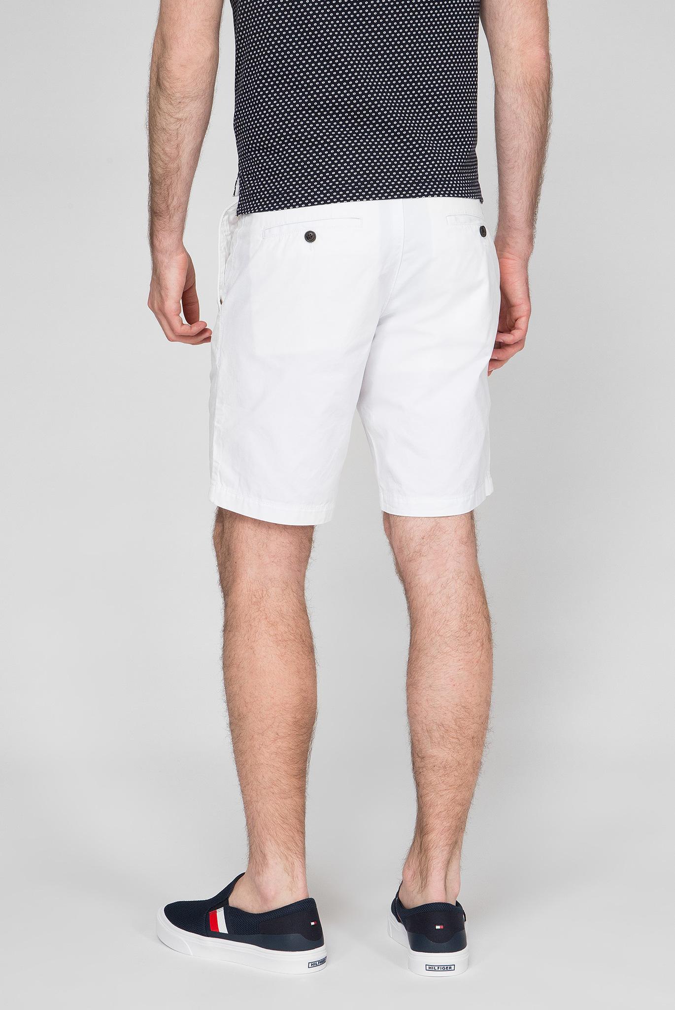 Мужские белые шорты Brooklyn Tommy Hilfiger