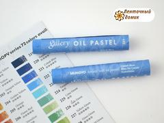 Профессиональная мягкая масляная художественная пастель № 221 Cobalt Blue (поштучно)