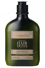 Детоксицирующий шампунь (Ausganica | Hair Detox Shampoo), 250 мл