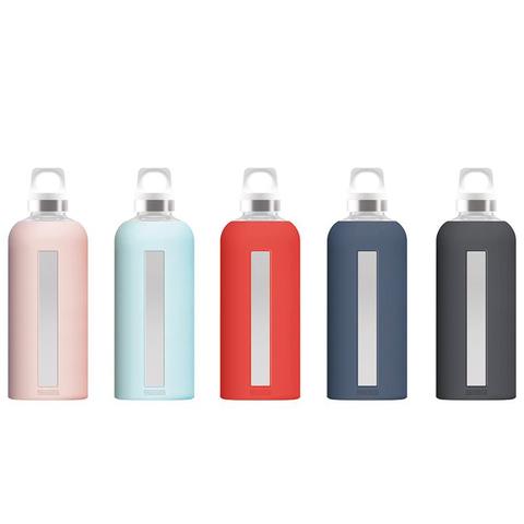 Бутылка Sigg Star Glacier (0,85 литра), бирюзовая