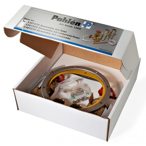 К-т обвязки одностр. противотока JetSwim1200 Pahlen для бетонных бассейнов