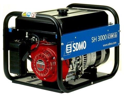 Кожух для бензинового генератора SDMO SH3000 (3000 Вт)
