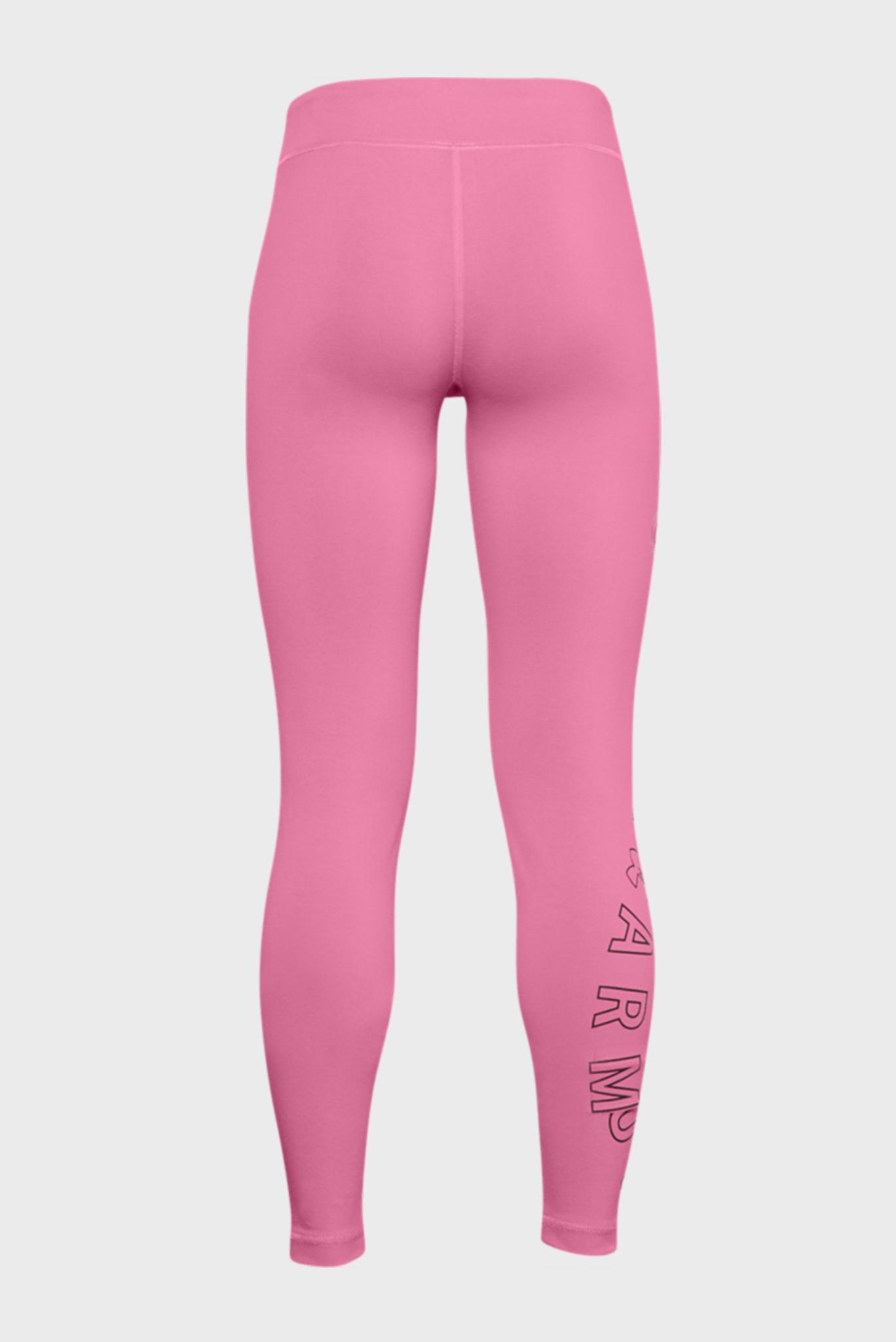 Детские розовые тайтсы Favorites Legging Under Armour