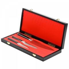 Набор из 3-х ножей в подарочной коробке Samura DAMASCUS SD-0220